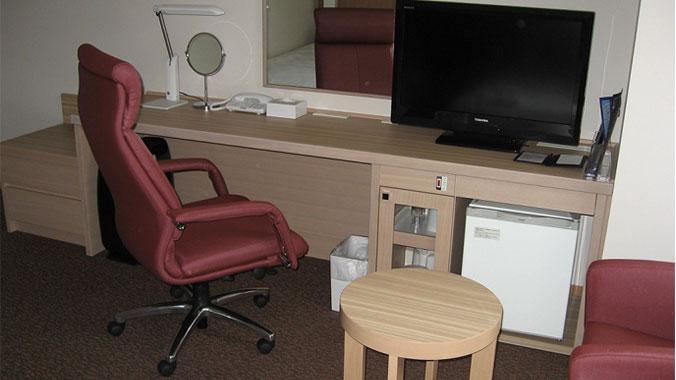 ビジネスホテル チェーンホテル 客室