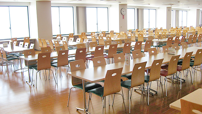 企業 社員食堂
